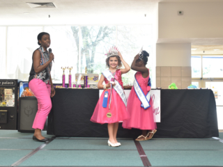 Tiny Miss Queen & Overall Pageant Winner