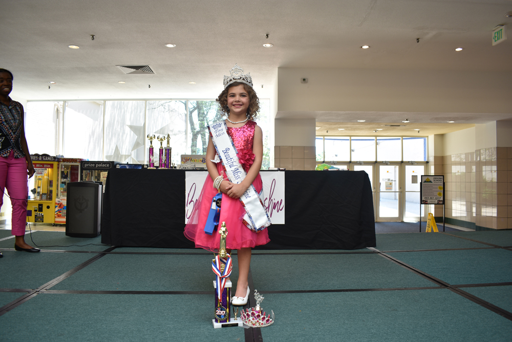 Tiny Miss & Overall Pageant Winner