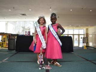 Tiny Miss Queen & Lifetime Queen